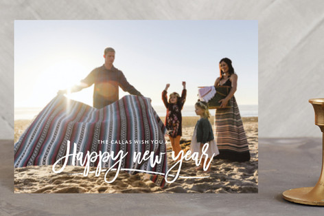 Happy New Year Fun Holiday Postcards