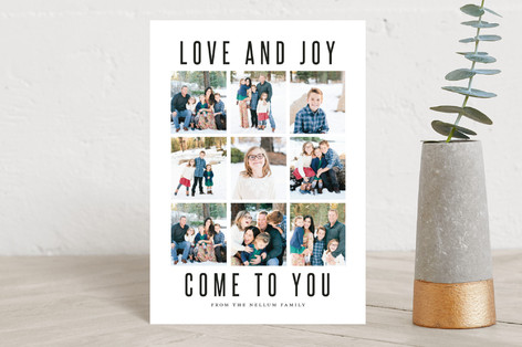 Glory to God in the Highest Holiday Postcards