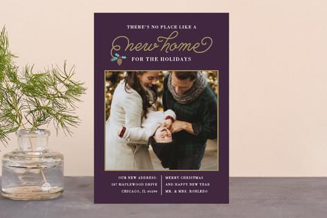 New Christmas Home Holiday Postcards