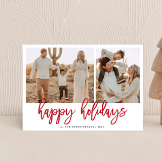Wonders Holiday Postcards