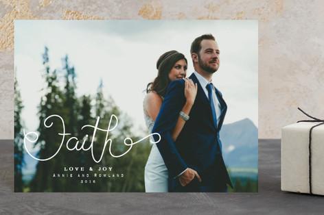 Faith in Love Holiday Postcards