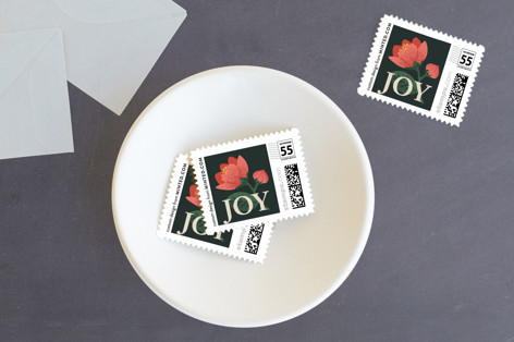 A Holiday Garden Holiday Stamps