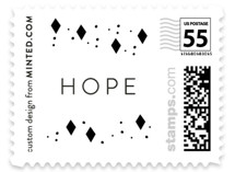 Filled With Hope Holiday Stamps