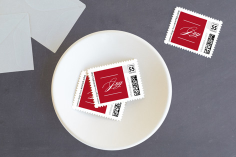 Simple Elegance Holiday Stamps