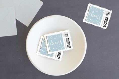 sparkle sparkle Holiday Stamps