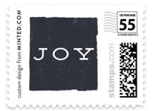 gran follino Holiday Stamps