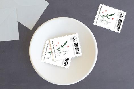Abundant Joy Holiday Stamps