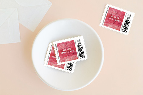 Soft and Thankful Holiday Stamps