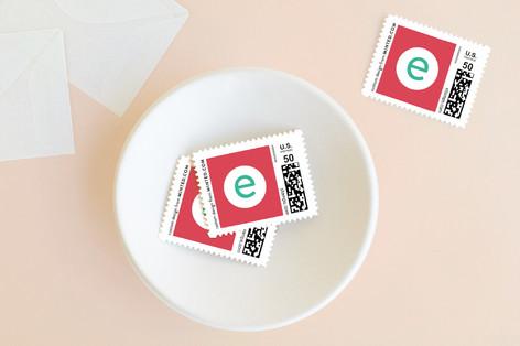 Bold Joy Holiday Stamps