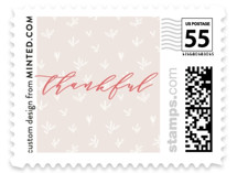 Thankful Sticker by Gwen Bedat