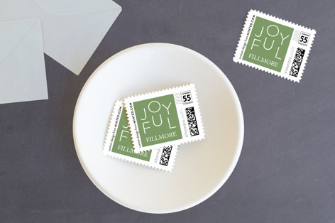 Side of Joy Holiday Stamps