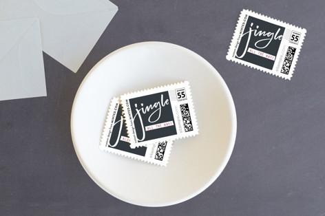Jingle Holiday Stamps