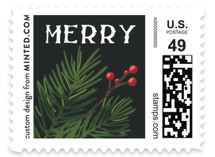 A Merry Little Christma... by GeekInk Design