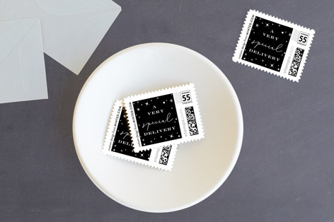 A Joyous Gift Holiday Stamps