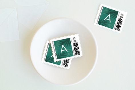 Peace Of Pine Holiday Stamps