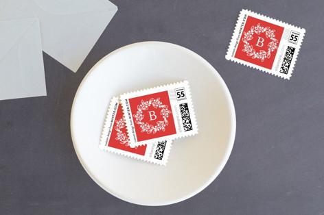 Christmas Greetings Holiday Stamps
