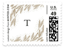 Blessed Pine Sprigs Holiday Stamps