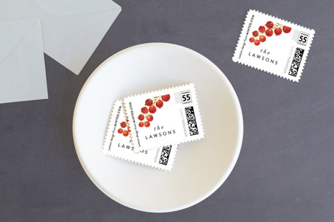 Verdurous Holiday Stamps