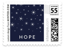 A Time of Hope Holiday Stamps