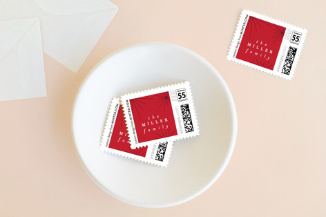 Bright Diwali Holiday Stamps