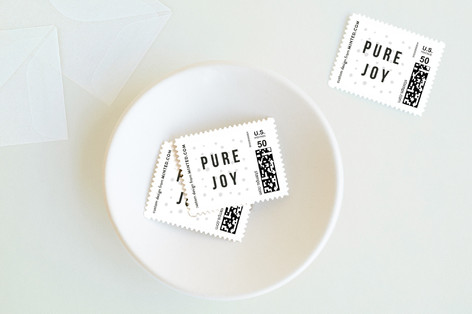 Purely Joyful Holiday Stamps