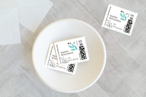 Framed Moment Holiday Stamps