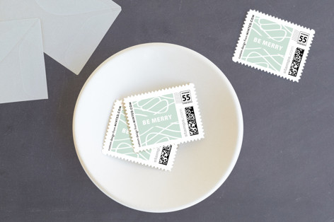 Fun for everyone Holiday Stamps