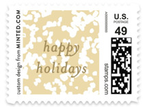 Holiday Frame Holiday Stamps