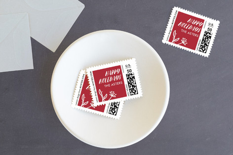 Meowy Everything Holiday Stamps
