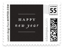 Traditional Happy New Y... by Wildfield Paper Co.