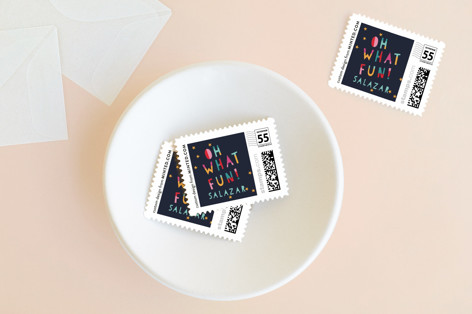 Oh What Fun! Holiday Stamps