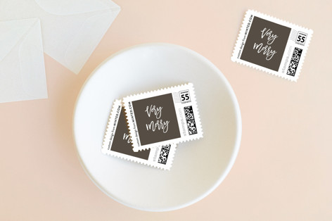 Make it Personal Holiday Stamps