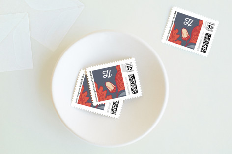 Terra Thicket Holiday Stamps