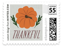 Friendsgiving Feastivities Holiday Stamps