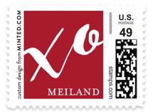 XOXOXOXO Holiday Stamps
