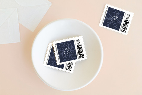 bright like a diamond Holiday Stamps