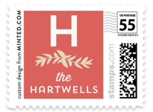 Harvest Feast Holiday Stamps