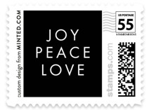 Joy Peace Love by Bekah Beckman