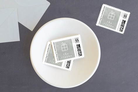 Our Little Gift Holiday Stamps