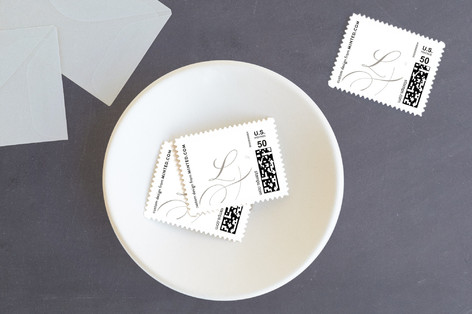 Eclair Holiday Stamps