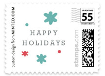 Love & Laughs Holiday Stamps