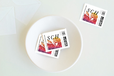 Cinco De Mayo Holiday Stamps
