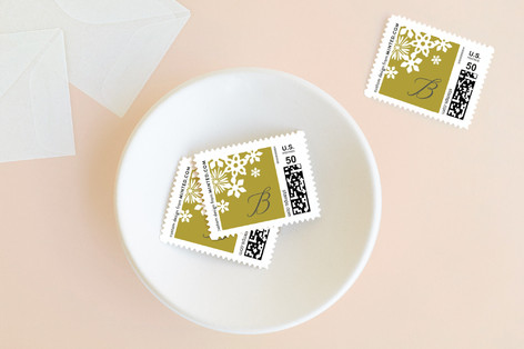 Snowed In Holiday Stamps