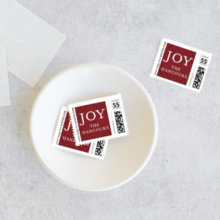 Tiny Blessings Holiday Stamps