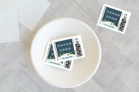 Feeling Jolly? Holiday Stamps