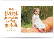 Cutest Pumpkin by Little Print Design
