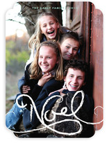 Simply Noel Holiday Photo Cards