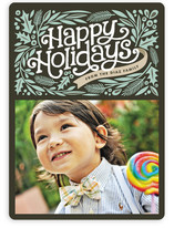 Holiday Centerpiece Holiday Photo Cards