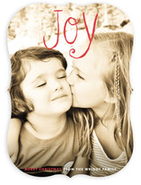 Pride &amp; Joy Holiday Photo Cards