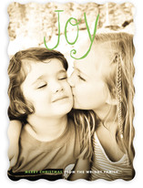 Pride & Joy Holiday Photo Cards